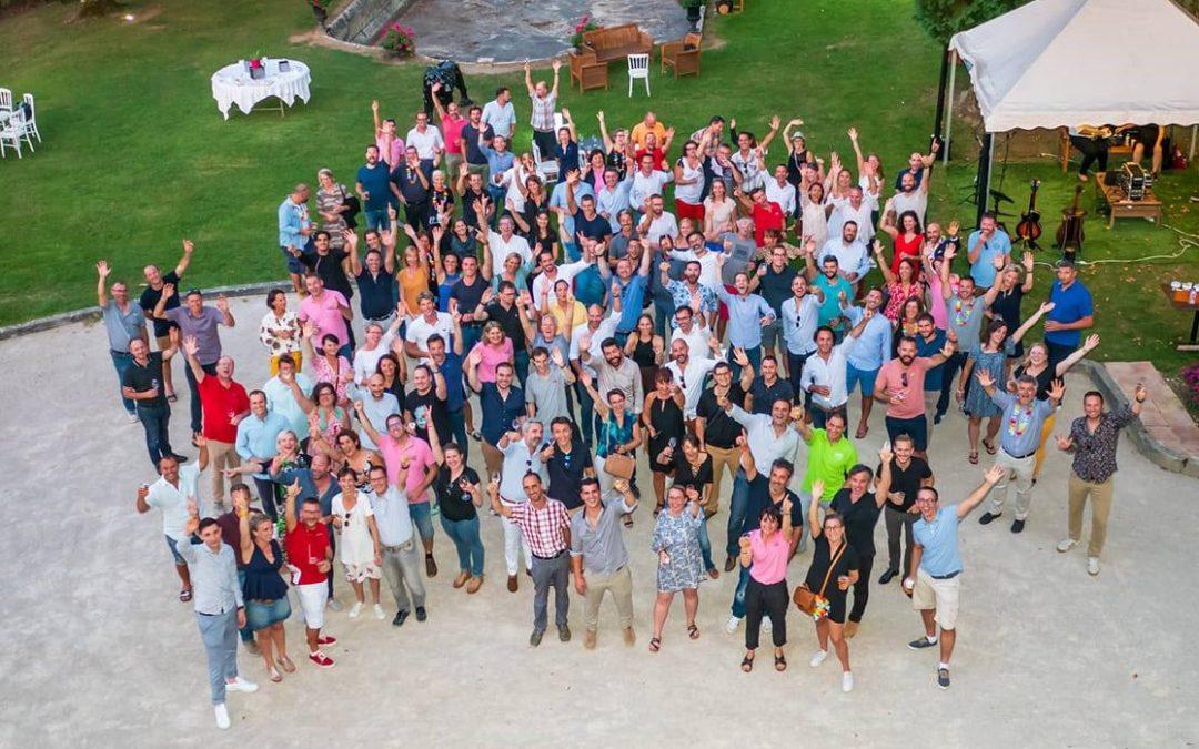 Se former : la résolution de 160 entrepreneurs rhonalpins pour la rentrée !