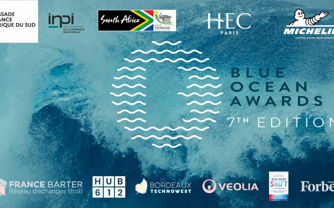 Appel à candidatures 7e édition des Blue Ocean Awards